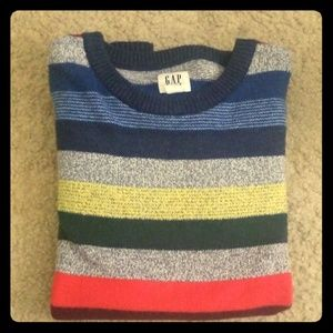 Gap Kids Multi Colored Sweater